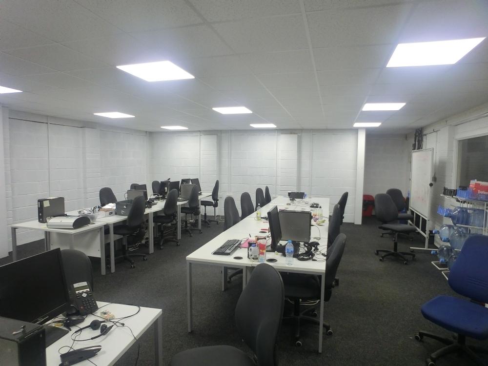 EMA Evans Business Center alloy ind est sa8 4ed