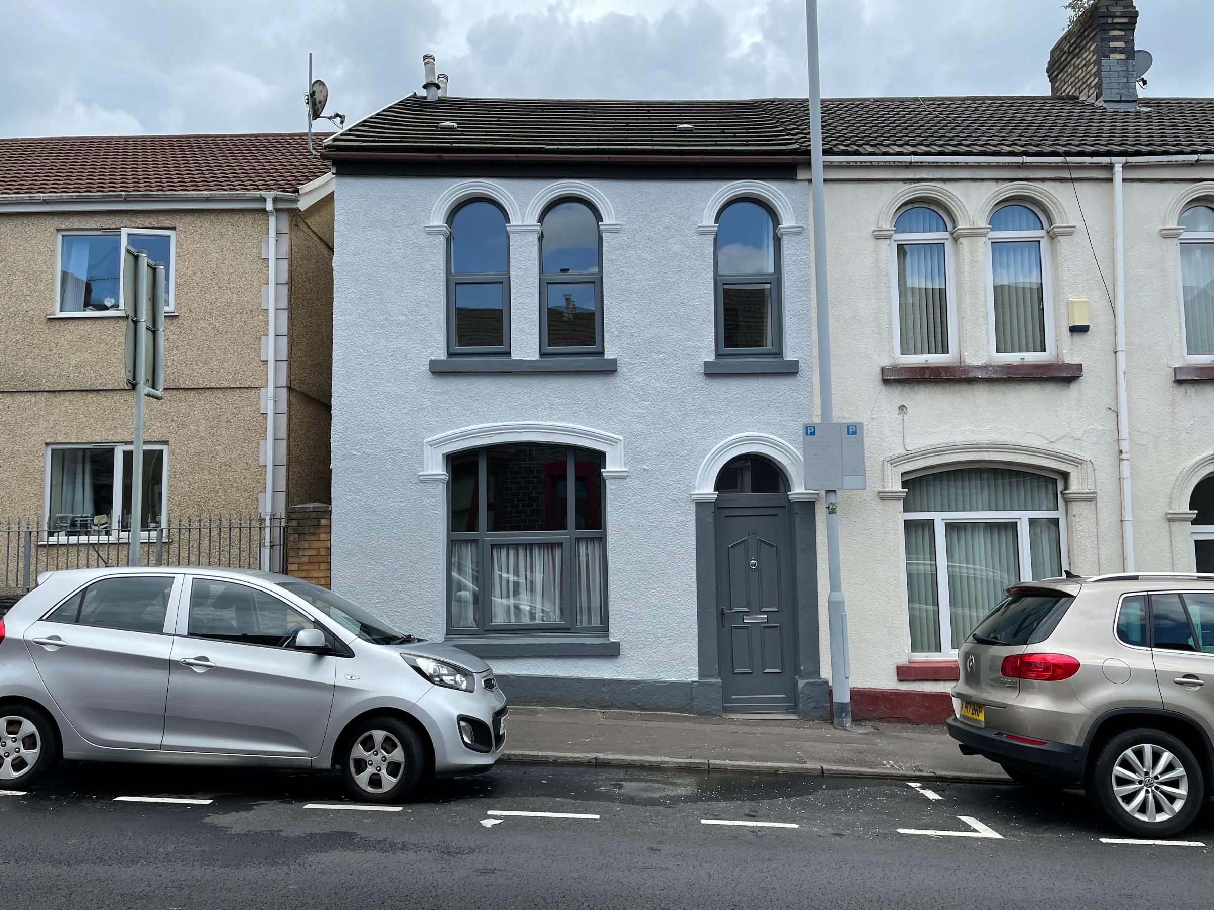 Martin Street, Morriston, Swansea
