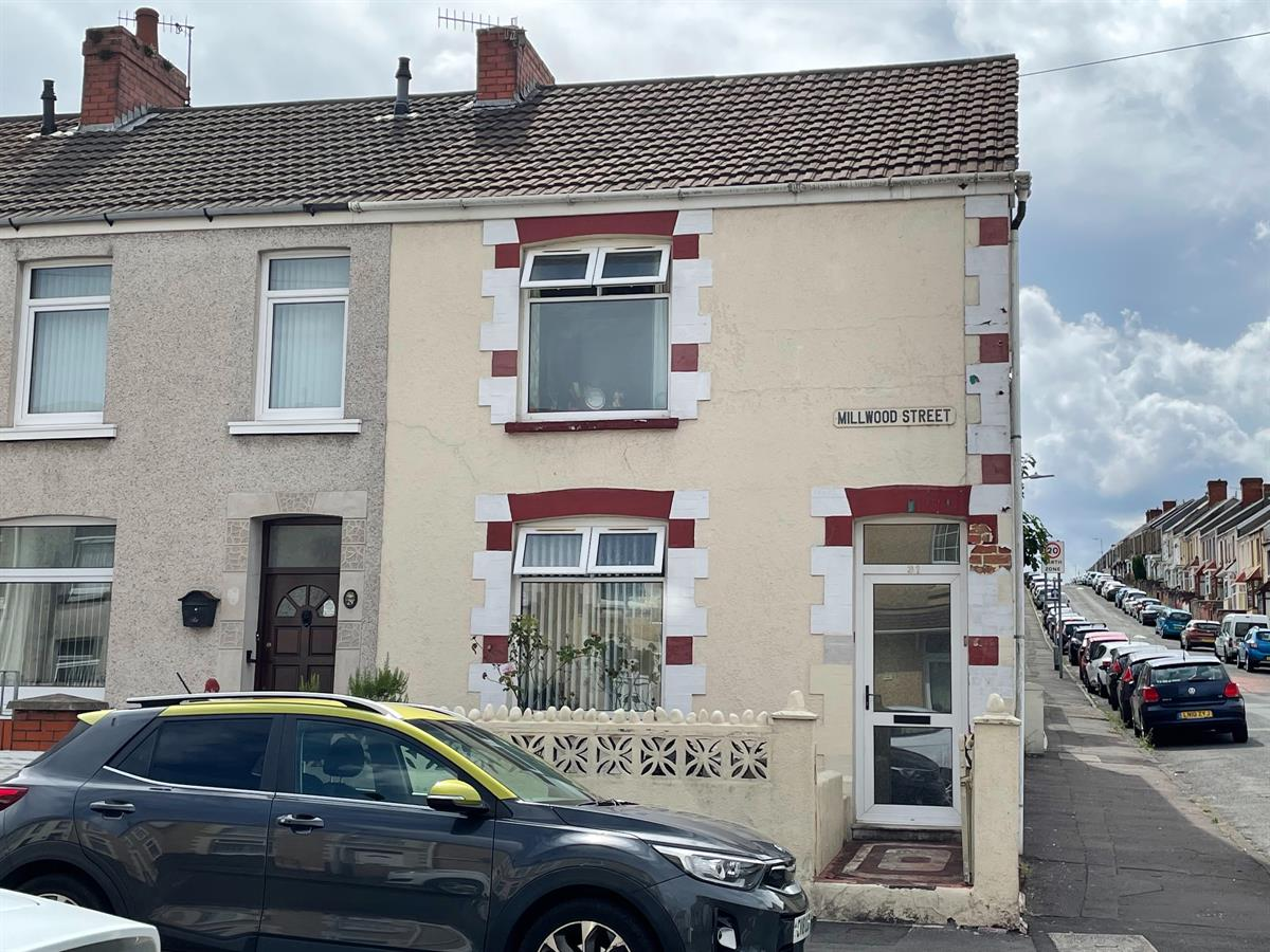 Millwood Street, Manselton, Swansea