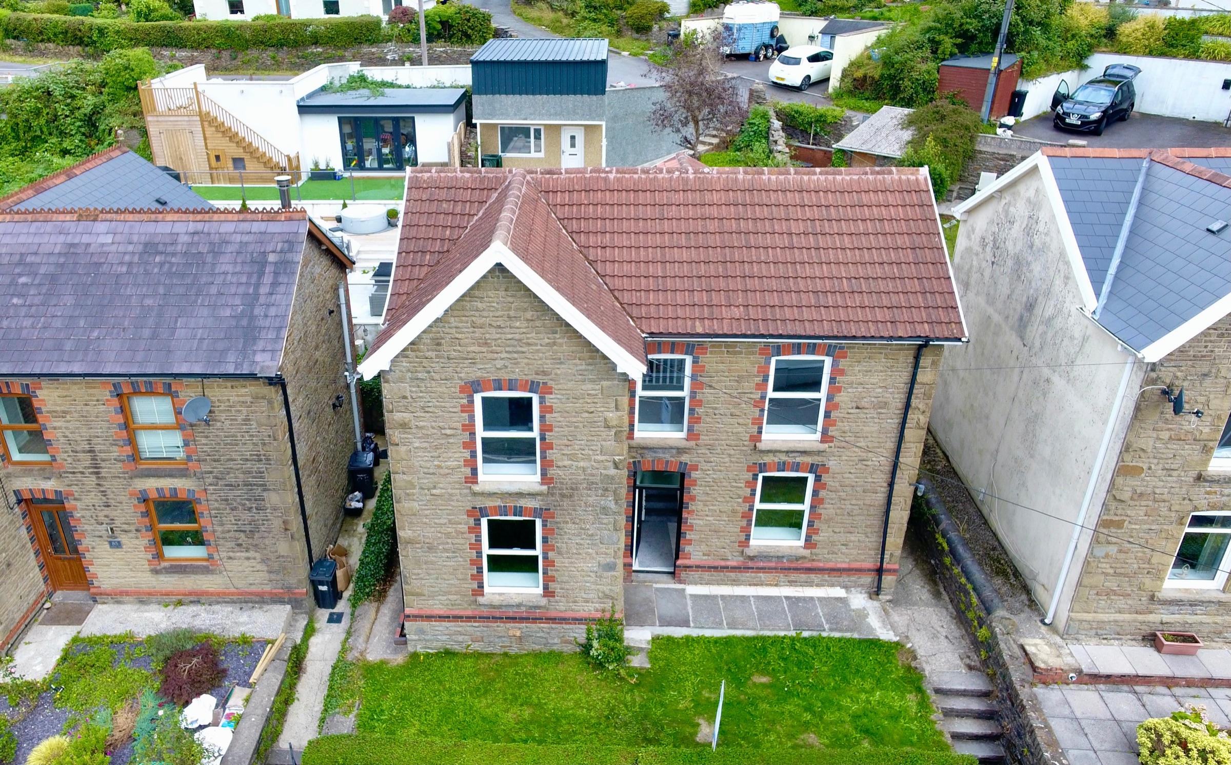 Alltwen Hill, Alltwen, Pontardawe, Swansea