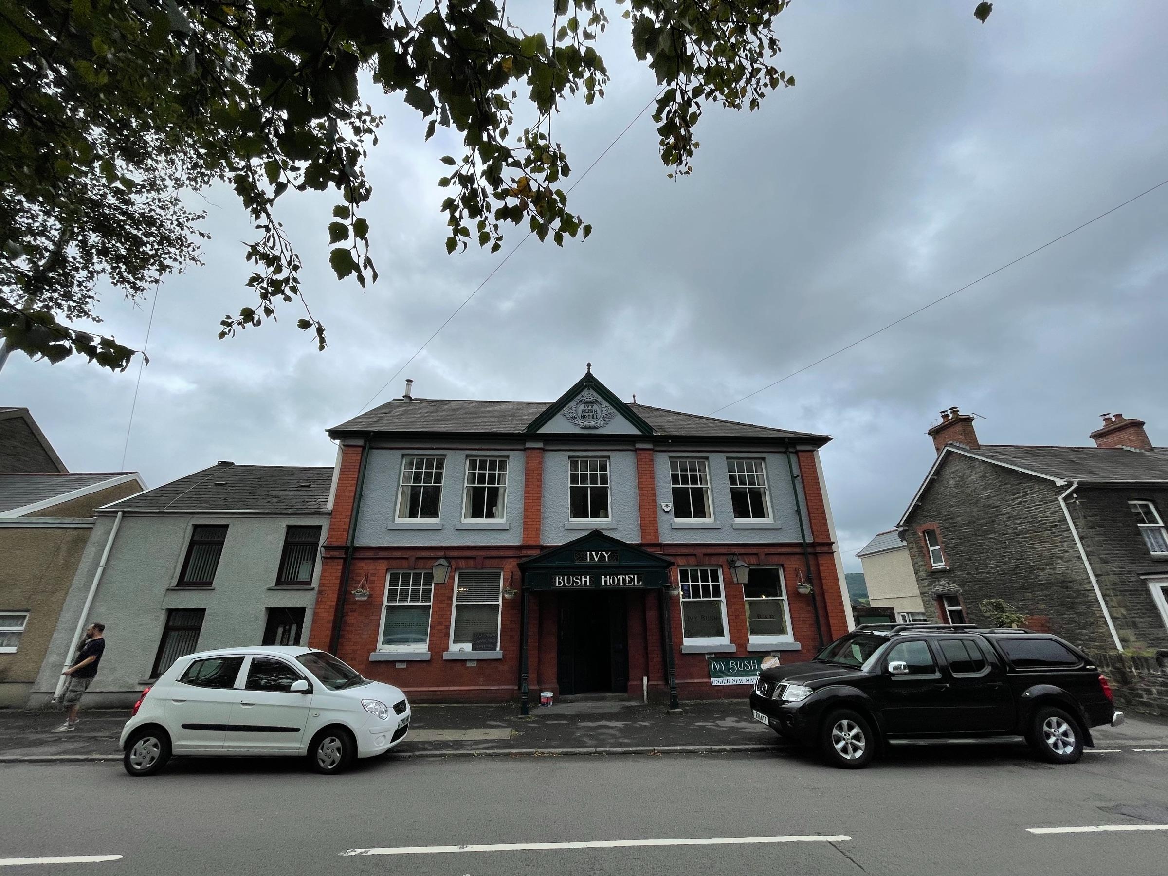 The Ivy Bush,  High Street, Pontardawe, Swansea