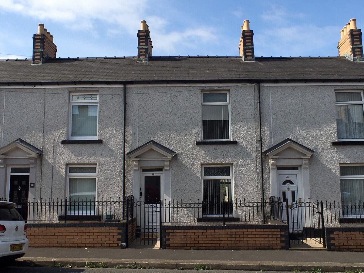 Vernon Street, Swansea